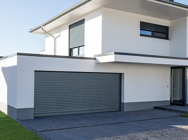 Garage doors portrayal and assortments of garage doors